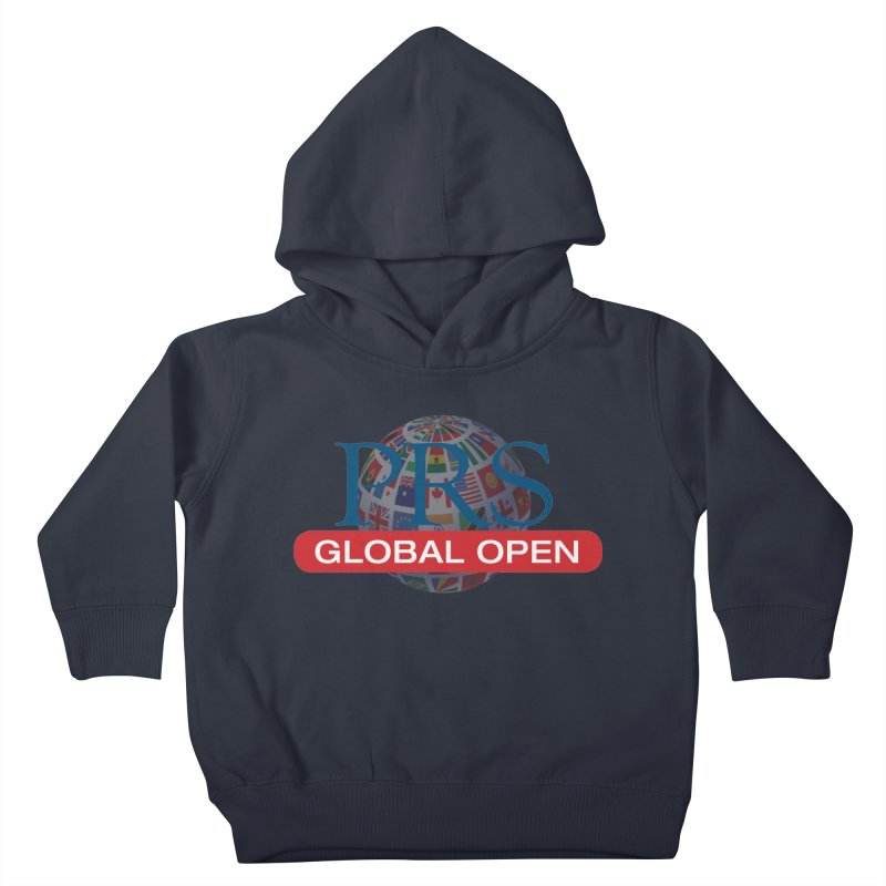 PRS Global Open Logo Kids Toddler Pullover Hoody by ThePRSJournals's Artist Shop