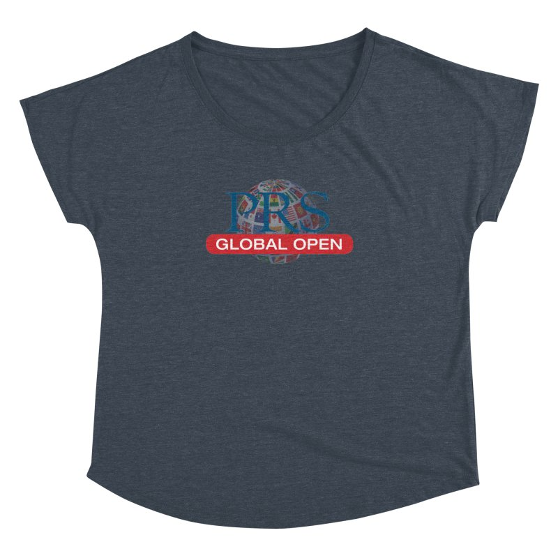 PRS Global Open Logo Women's Dolman by ThePRSJournals's Artist Shop
