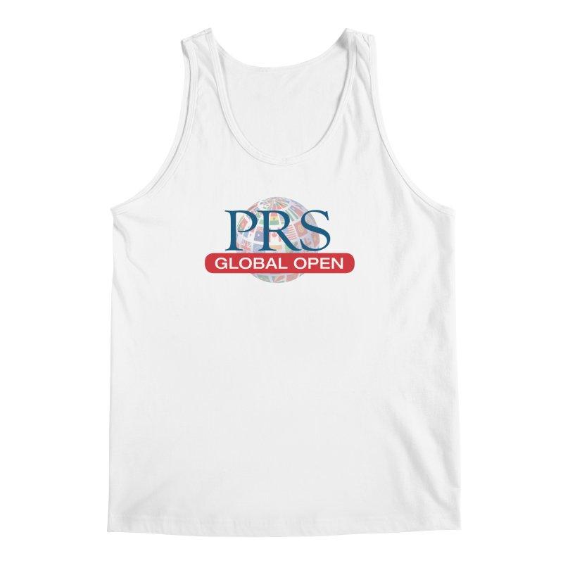PRS Global Open Logo Men's Tank by ThePRSJournals's Artist Shop