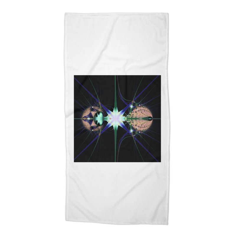 Aine Accessories Beach Towel by TheParadoxVoid's Artist Shop