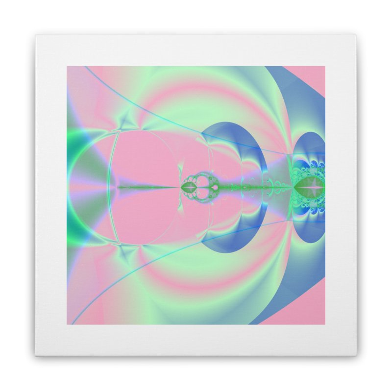 Amaunet  Home Stretched Canvas by TheParadoxVoid's Artist Shop