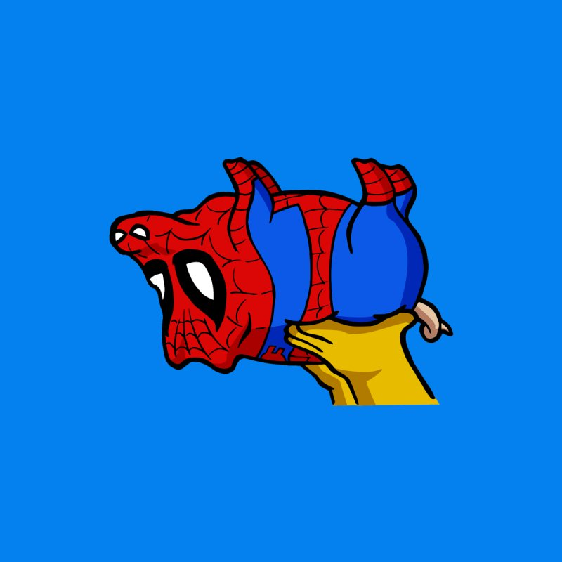 Spider-Pig by The Phantom's T-Shirt Shop