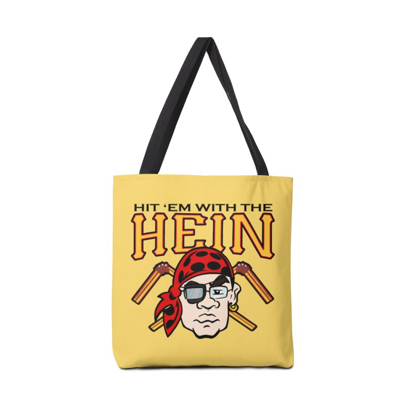 Hit Em With The Hein 3 Accessories Bag by The Phantom's T-Shirt Shop
