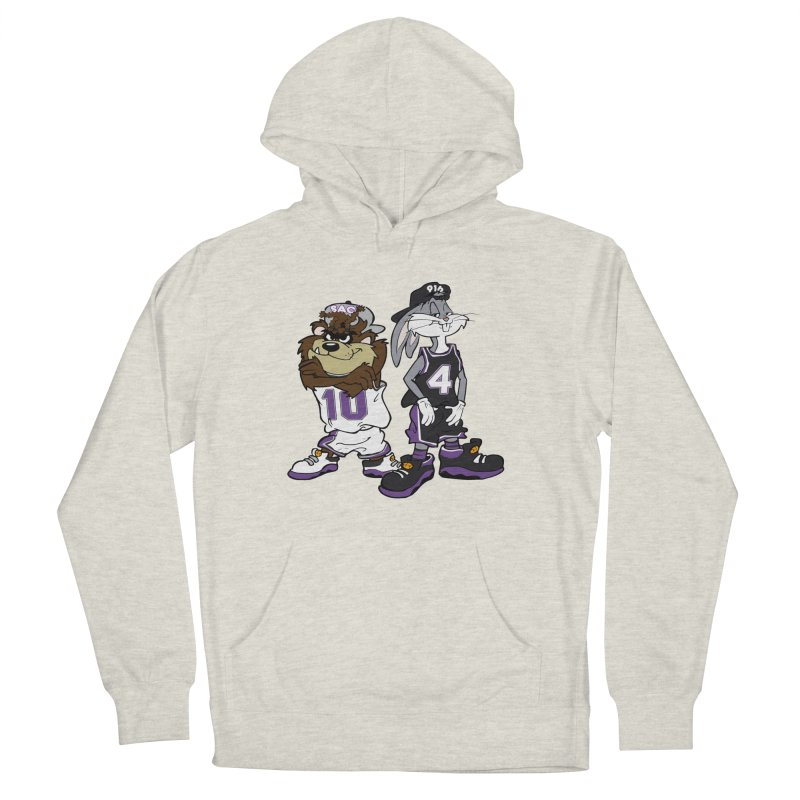 Old School Sac Toons Men's Pullover Hoody by The Phantom's T-Shirt Shop