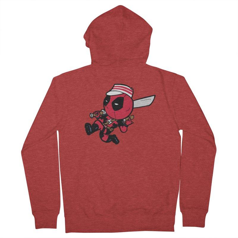 Cincinnati Deads Women's Zip-Up Hoody by The Phantom's T-Shirt Shop