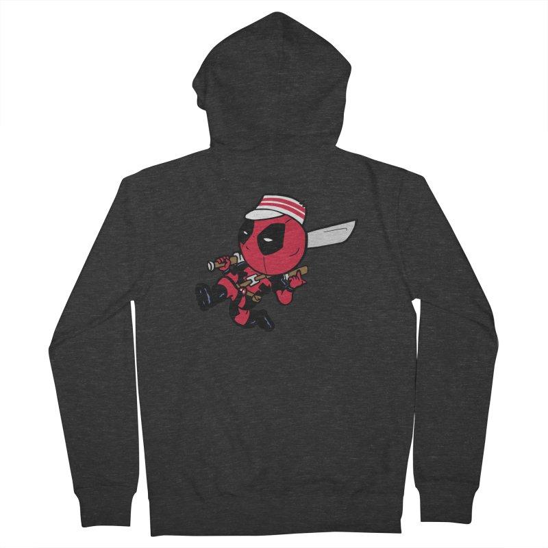 Cincinnati Deads Men's Zip-Up Hoody by The Phantom's T-Shirt Shop