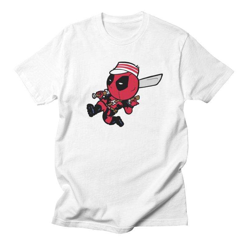 Cincinnati Deads Men's T-Shirt by The Phantom's T-Shirt Shop