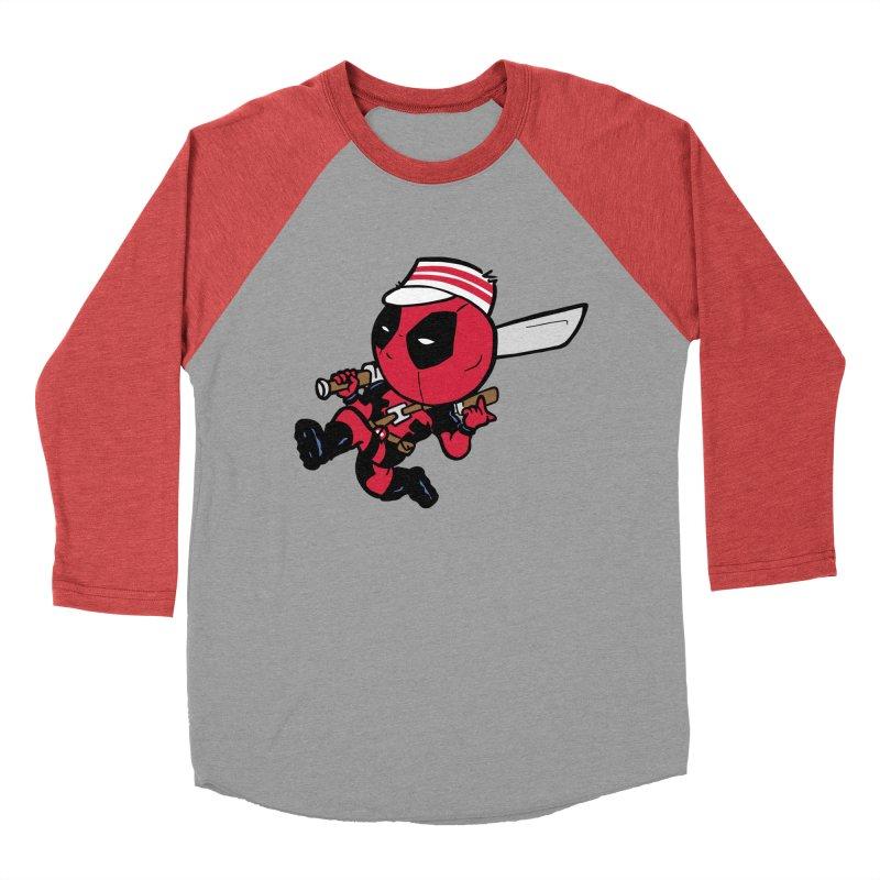 Cincinnati Deads Men's Baseball Triblend T-Shirt by The Phantom's T-Shirt Shop