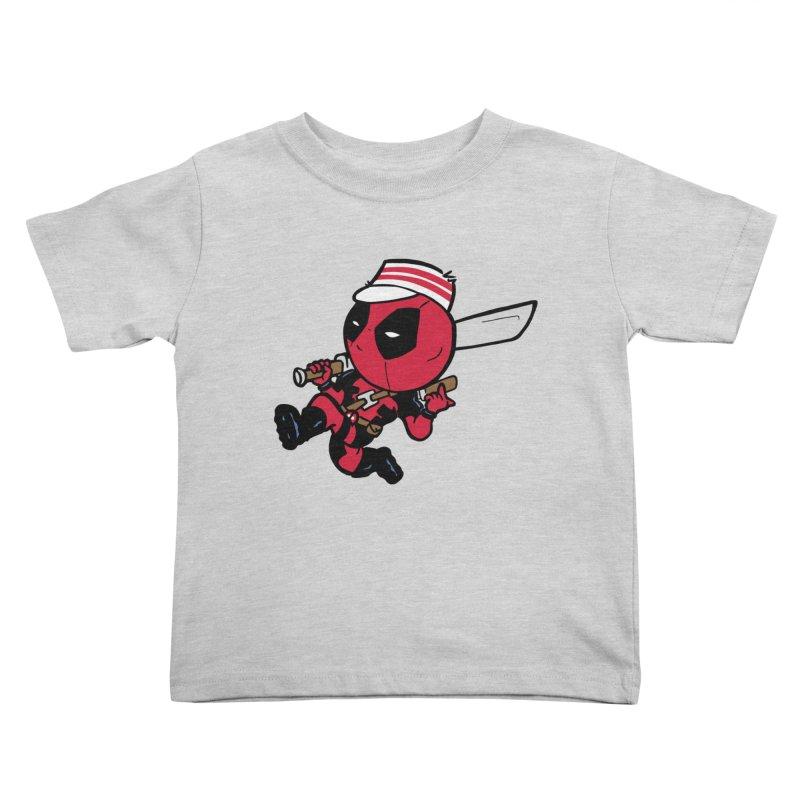 Cincinnati Deads Kids Toddler T-Shirt by The Phantom's T-Shirt Shop
