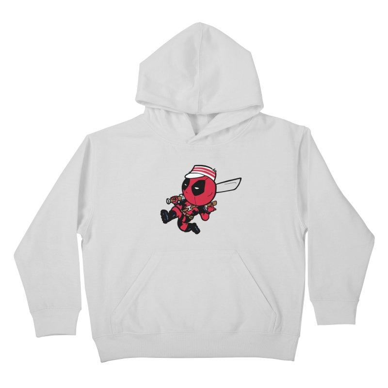 Cincinnati Deads Kids Pullover Hoody by The Phantom's T-Shirt Shop