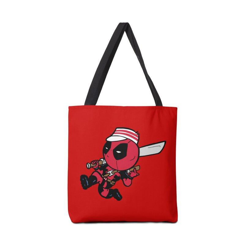 Cincinnati Deads Accessories Bag by The Phantom's T-Shirt Shop