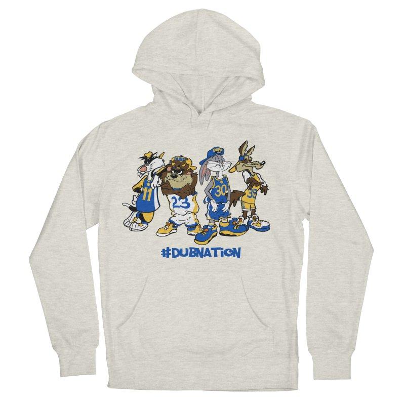 Dub Nation Toon Squad Women's Pullover Hoody by The Phantom's T-Shirt Shop