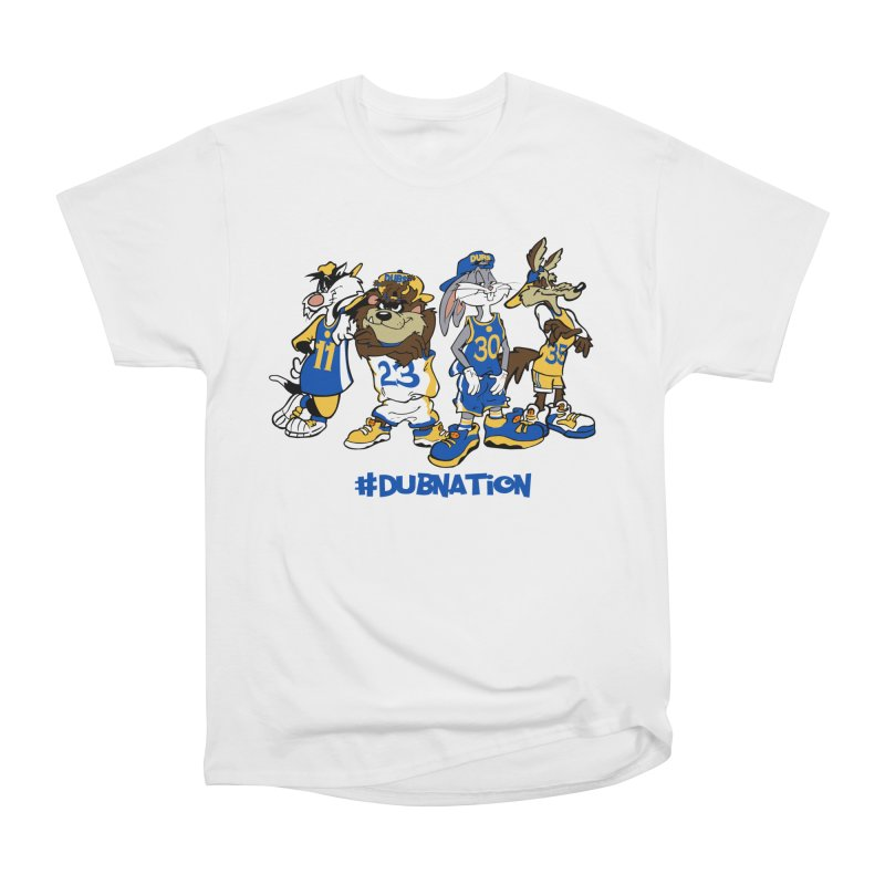 Dub Nation Toon Squad Men's Classic T-Shirt by The Phantom's T-Shirt Shop