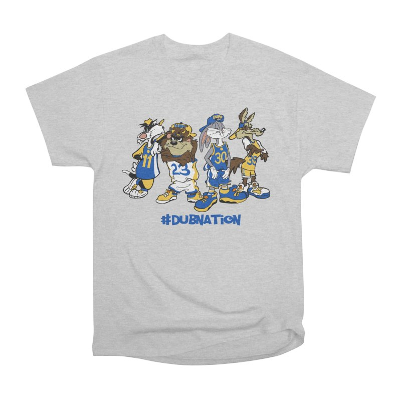 Dub Nation Toon Squad Women's Classic Unisex T-Shirt by The Phantom's T-Shirt Shop