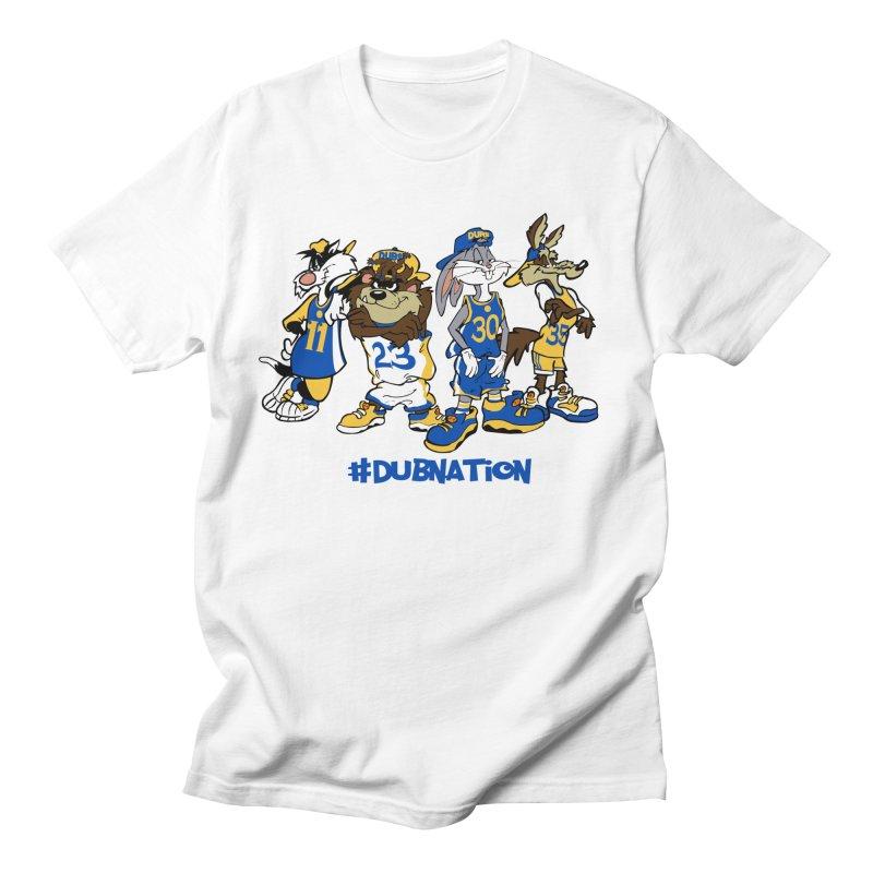 Dub Nation Toon Squad Women's Unisex T-Shirt by The Phantom's T-Shirt Shop