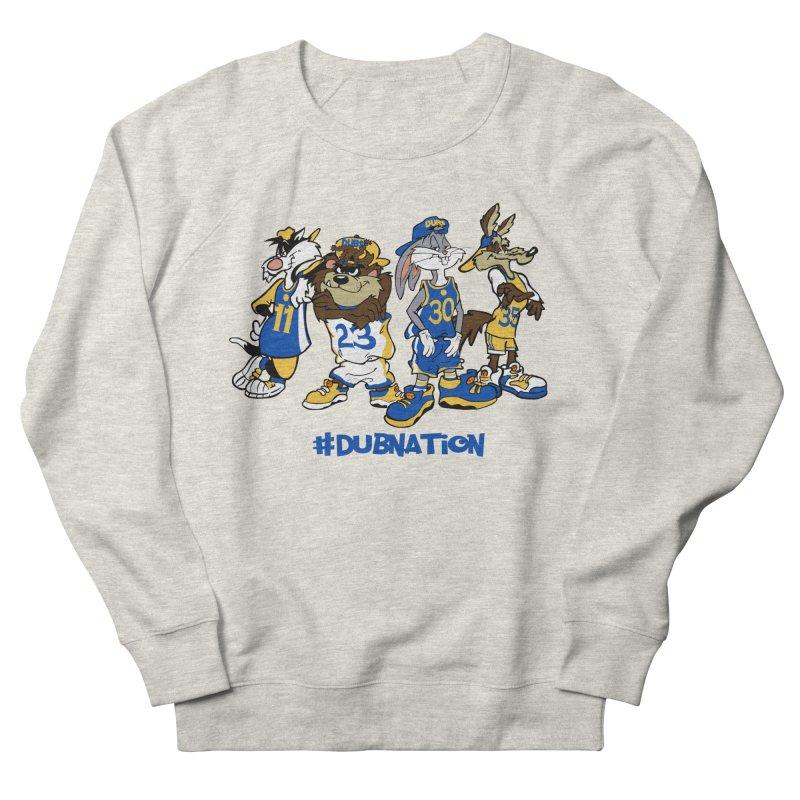 Dub Nation Toon Squad Men's Sweatshirt by The Phantom's T-Shirt Shop