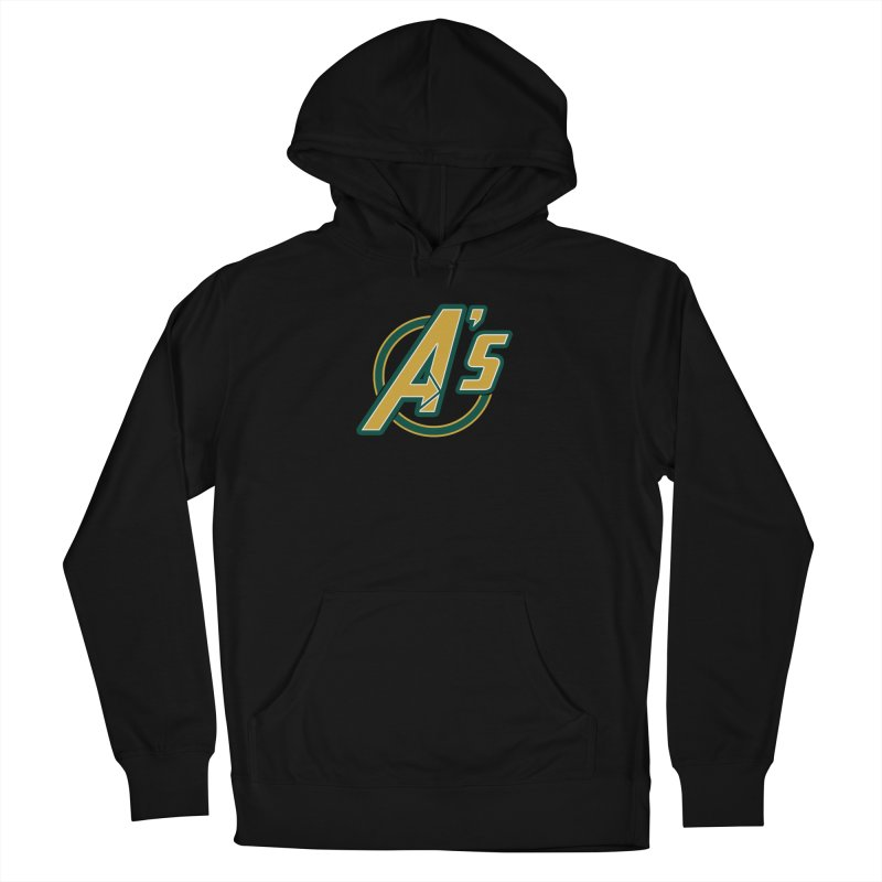The Earth's Mightiest Team! Men's Pullover Hoody by The Phantom's T-Shirt Shop