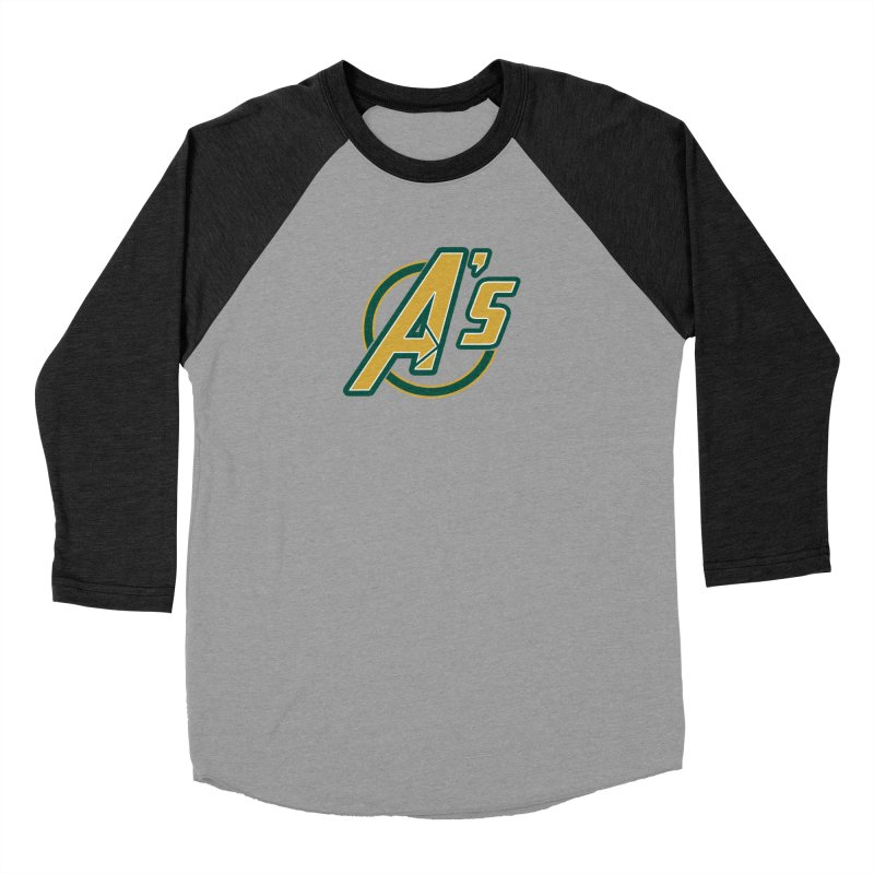 The Earth's Mightiest Team! Women's Baseball Triblend T-Shirt by The Phantom's T-Shirt Shop