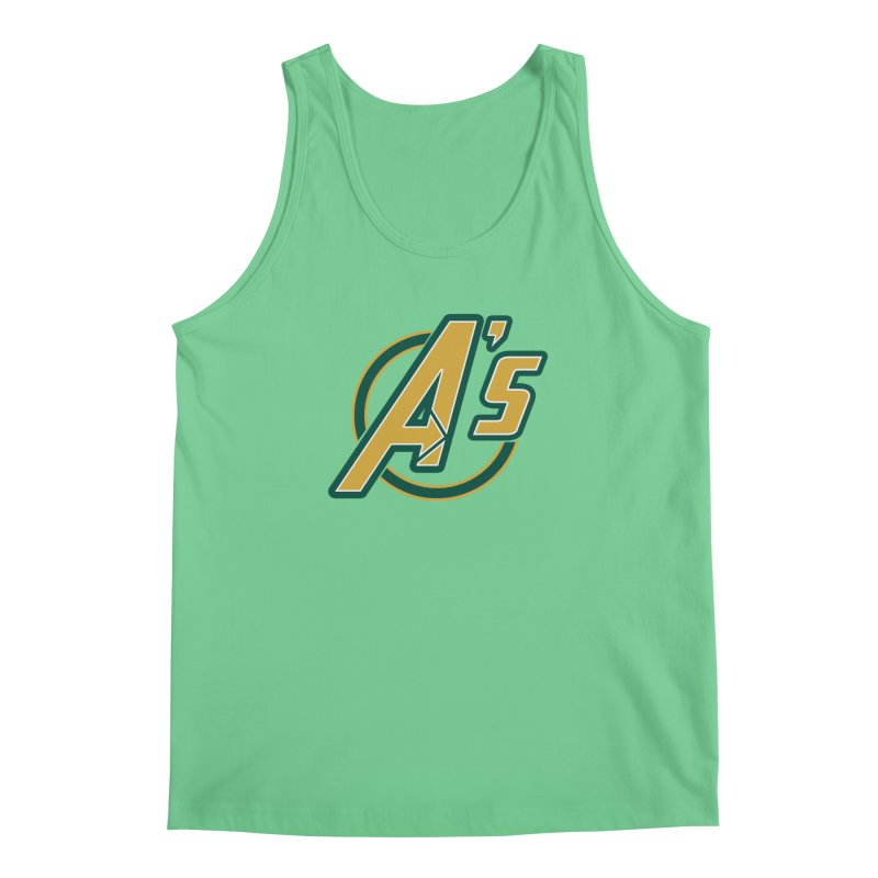 The Earth's Mightiest Team! Men's Tank by Mike Hampton's T-Shirt Shop