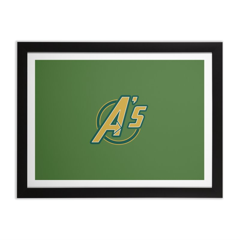 The Earth's Mightiest Team! Home Framed Fine Art Print by Mike Hampton's T-Shirt Shop