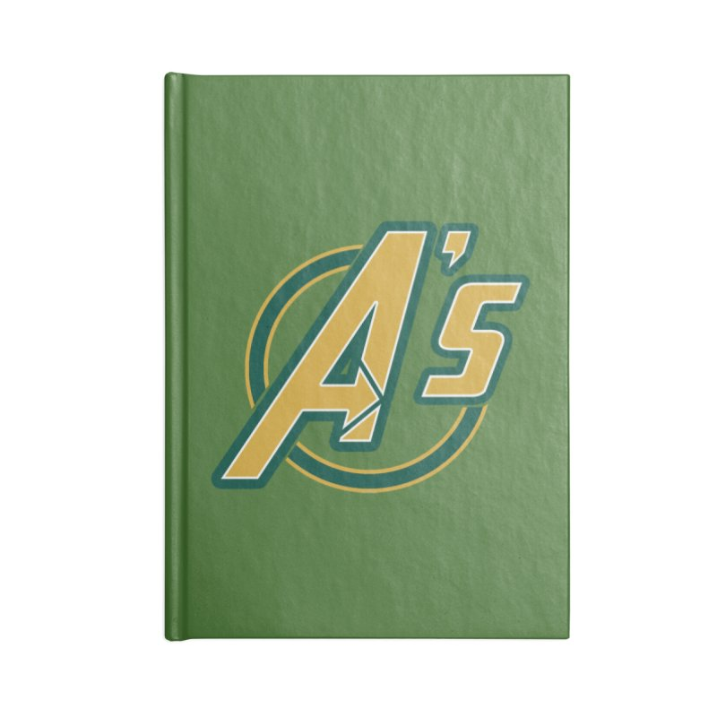 The Earth's Mightiest Team! Accessories Notebook by The Phantom's T-Shirt Shop