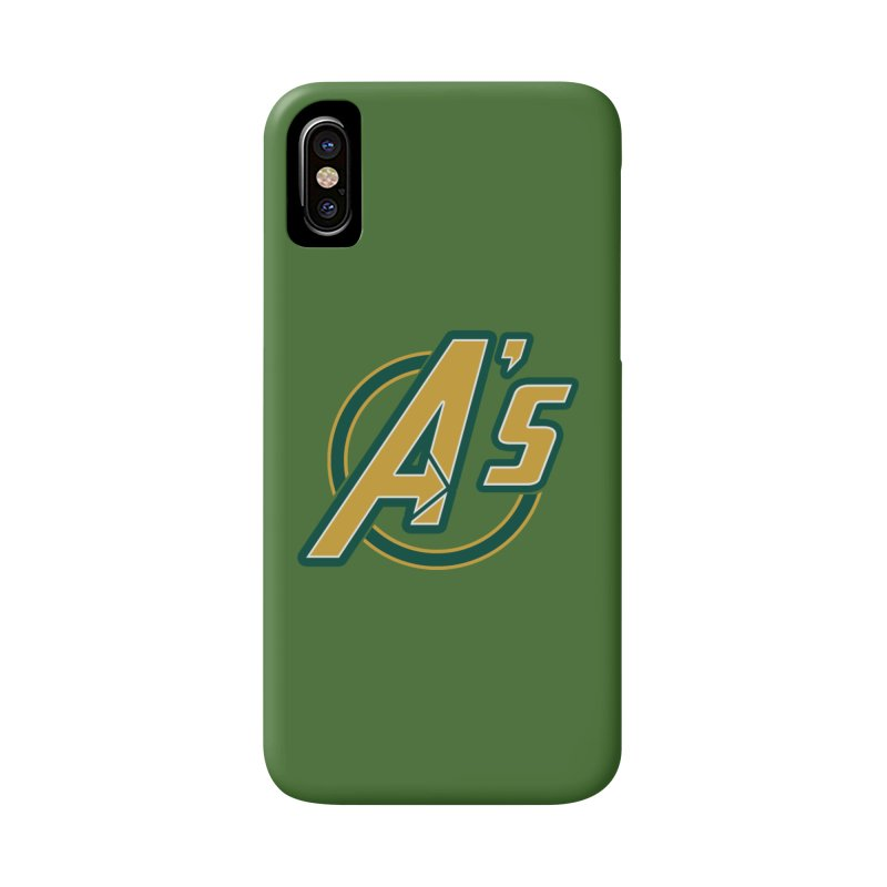 The Earth's Mightiest Team! Accessories Phone Case by The Phantom's T-Shirt Shop