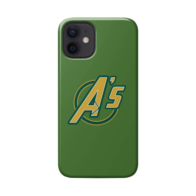 The Earth's Mightiest Team! Accessories Phone Case by Mike Hampton's T-Shirt Shop