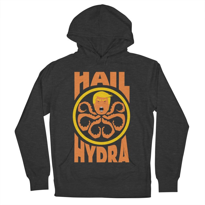 Hail Hydra! Men's Pullover Hoody by The Phantom's T-Shirt Shop