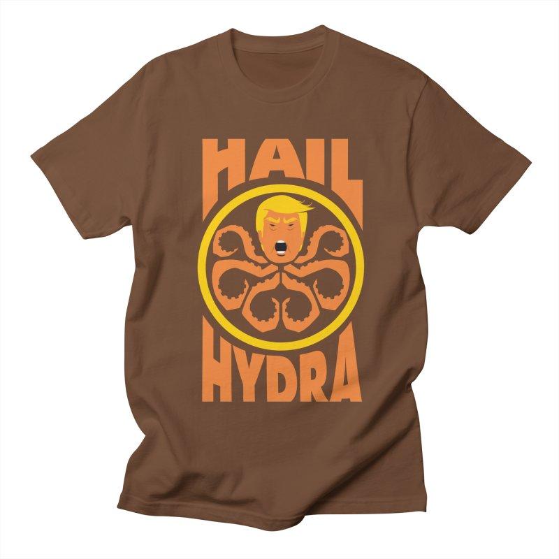 Hail Hydra! Men's T-Shirt by The Phantom's T-Shirt Shop