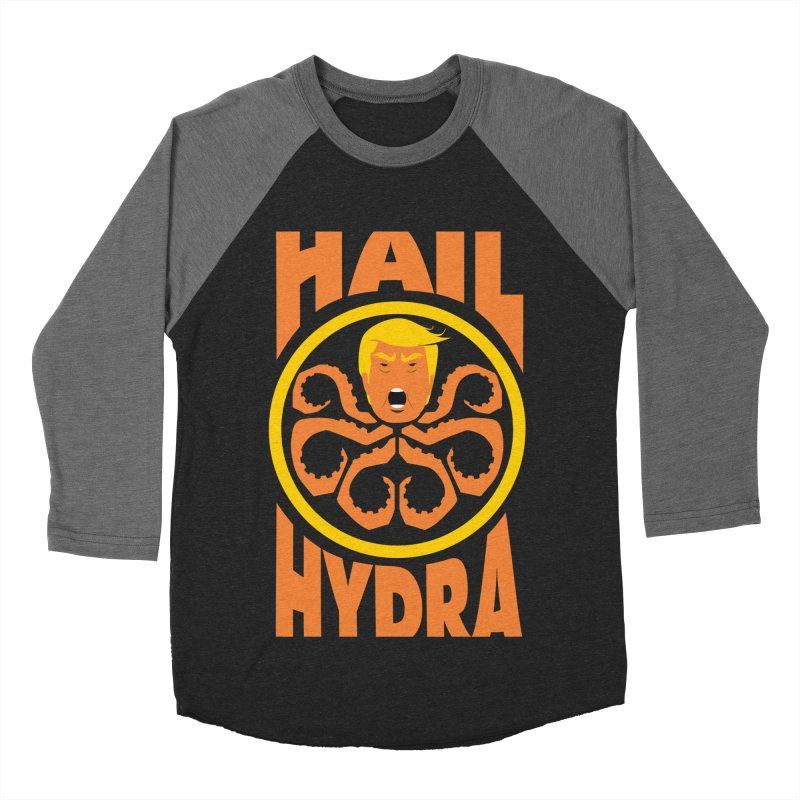 Hail Hydra! Women's Baseball Triblend T-Shirt by The Phantom's T-Shirt Shop