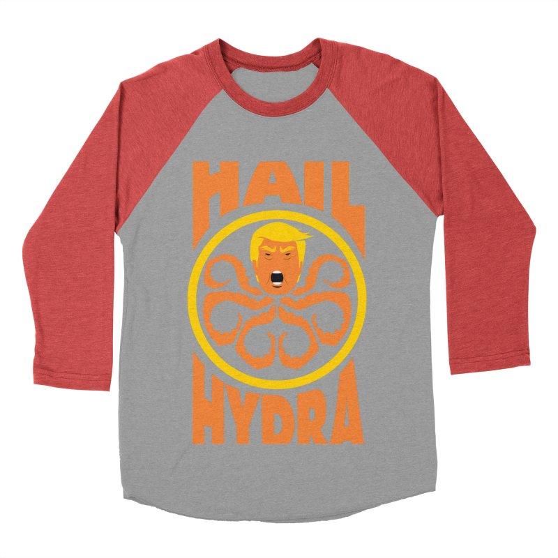 Hail Hydra! Men's Baseball Triblend T-Shirt by The Phantom's T-Shirt Shop