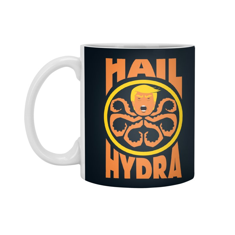 Hail Hydra! Accessories Mug by The Phantom's T-Shirt Shop