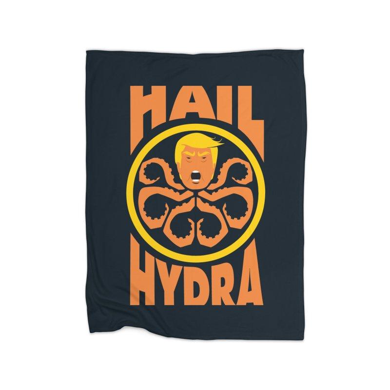 Hail Hydra! Home Blanket by The Phantom's T-Shirt Shop