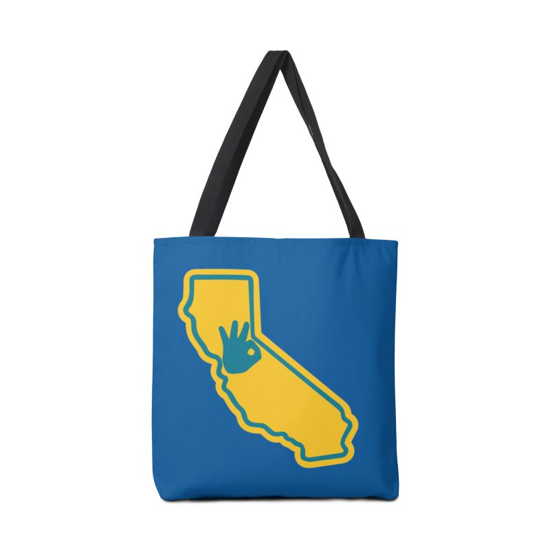 California Dub Love Accessories Bag by The Phantom's T-Shirt Shop