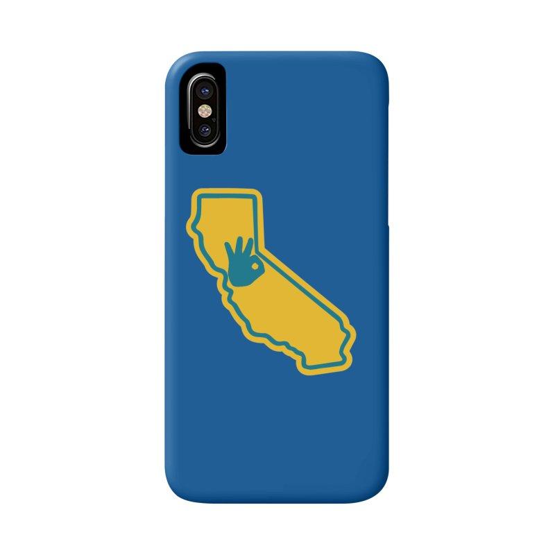 California Dub Love Accessories Phone Case by The Phantom's T-Shirt Shop