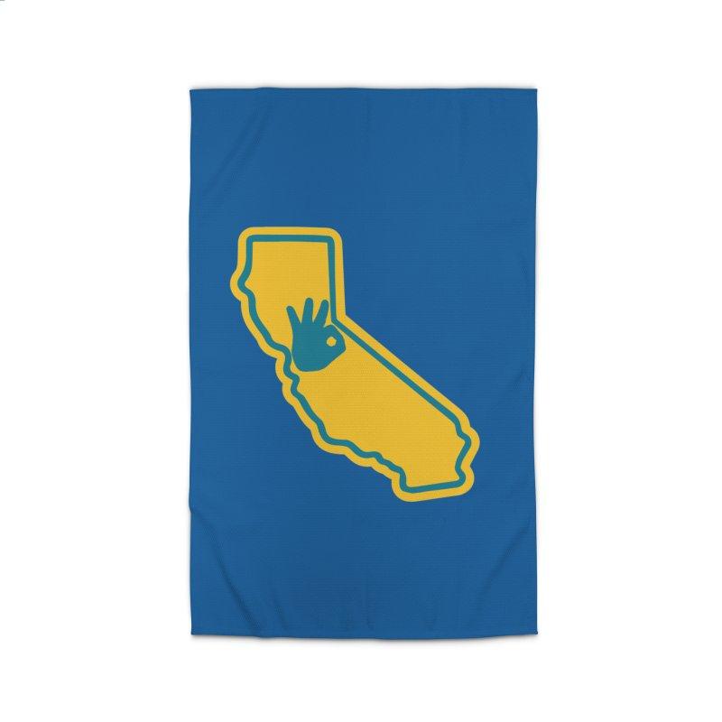 California Dub Love Home Rug by The Phantom's T-Shirt Shop