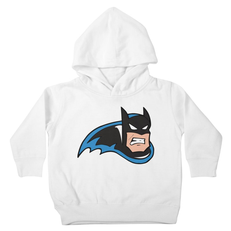 Batman, like a Panther Kids Toddler Pullover Hoody by The Phantom's T-Shirt Shop