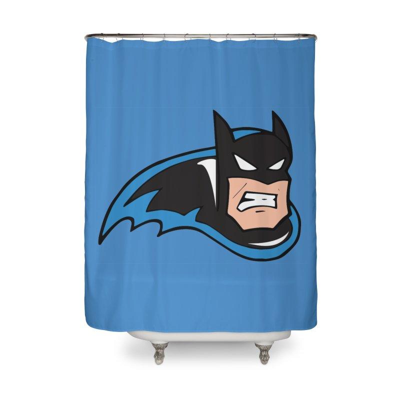 Batman, like a Panther Home Shower Curtain by The Phantom's T-Shirt Shop