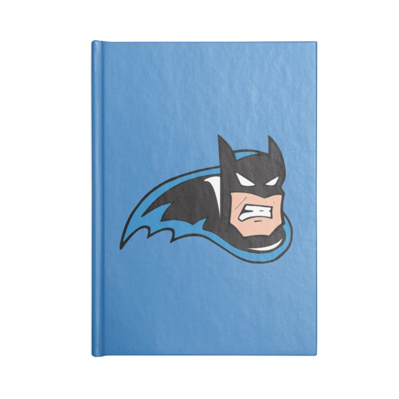 Batman, like a Panther Accessories Notebook by The Phantom's T-Shirt Shop