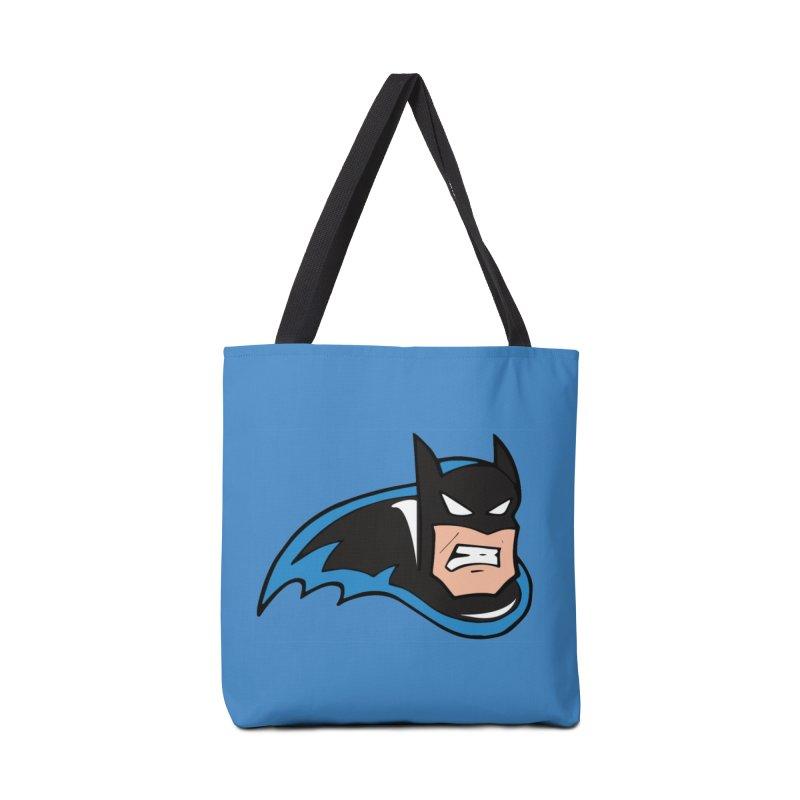 Batman, like a Panther Accessories Bag by The Phantom's T-Shirt Shop