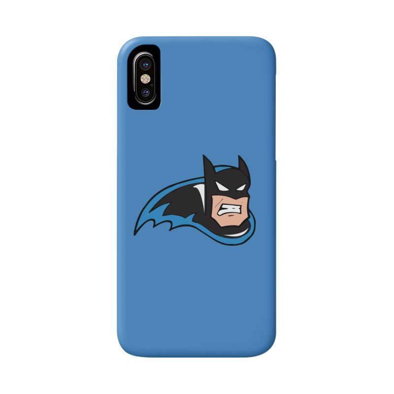 Batman, like a Panther Accessories Phone Case by The Phantom's T-Shirt Shop
