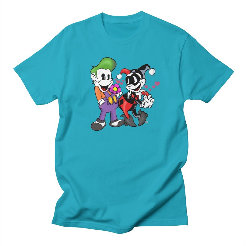 BFF's The Lovers Men's T-Shirt by The Phantom's T-Shirt Shop