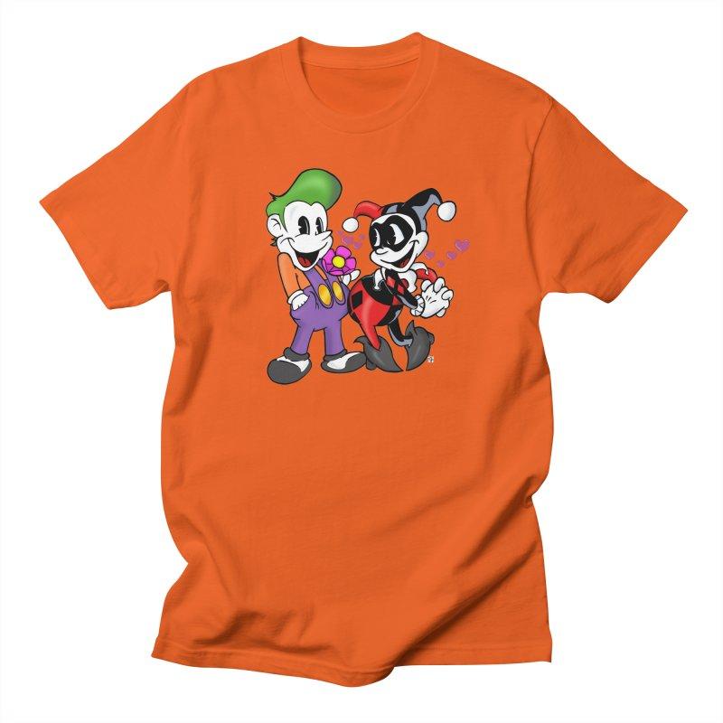 BFF's The Lovers Women's Unisex T-Shirt by The Phantom's T-Shirt Shop