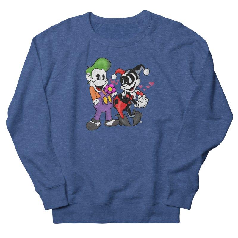 BFF's The Lovers Women's Sweatshirt by Mike Hampton's T-Shirt Shop