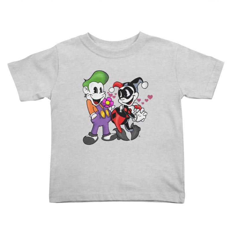 BFF's The Lovers Kids Toddler T-Shirt by The Phantom's T-Shirt Shop