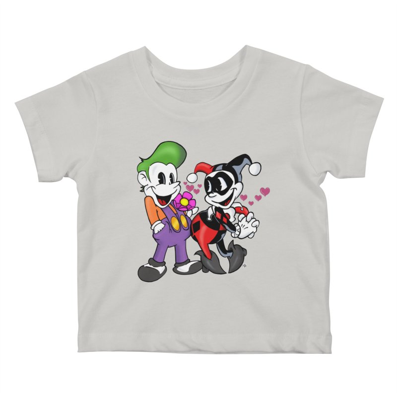 BFF's The Lovers Kids Baby T-Shirt by The Phantom's T-Shirt Shop