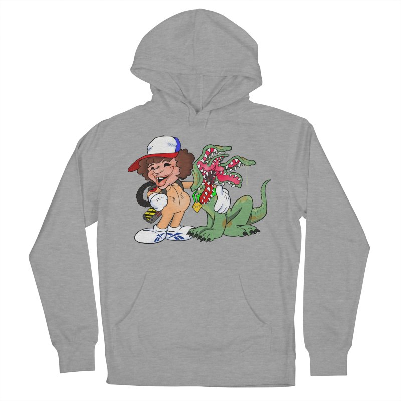 BFF's A boy and his... dog. Women's Pullover Hoody by The Phantom's T-Shirt Shop