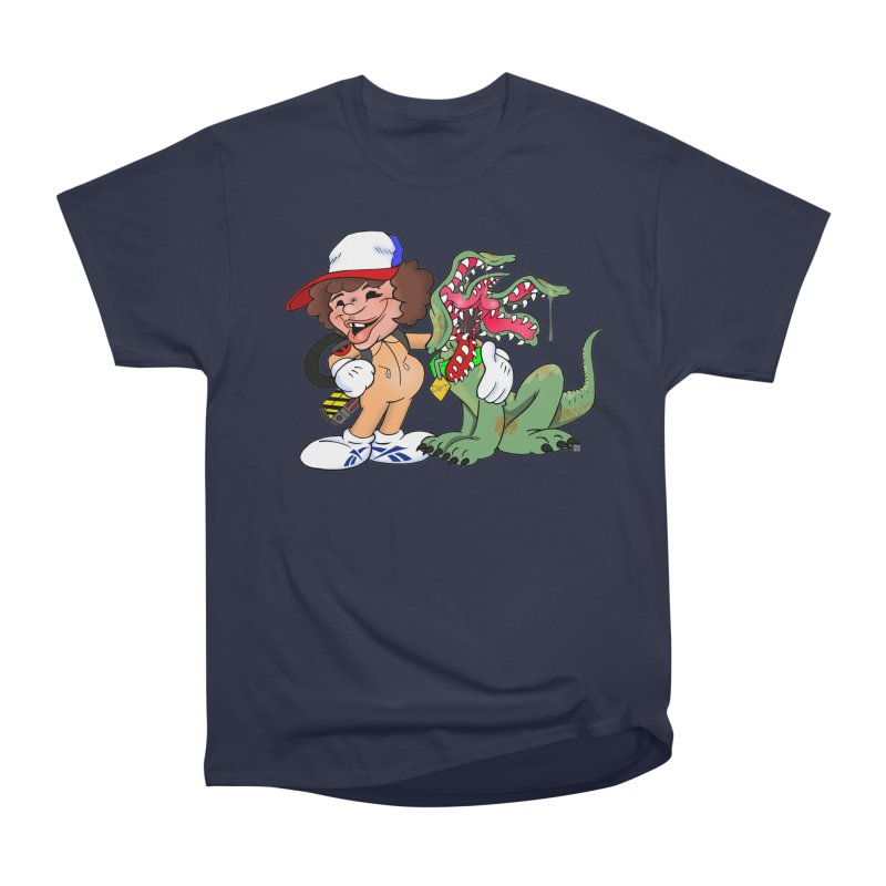 BFF's A boy and his... dog. Men's Classic T-Shirt by The Phantom's T-Shirt Shop