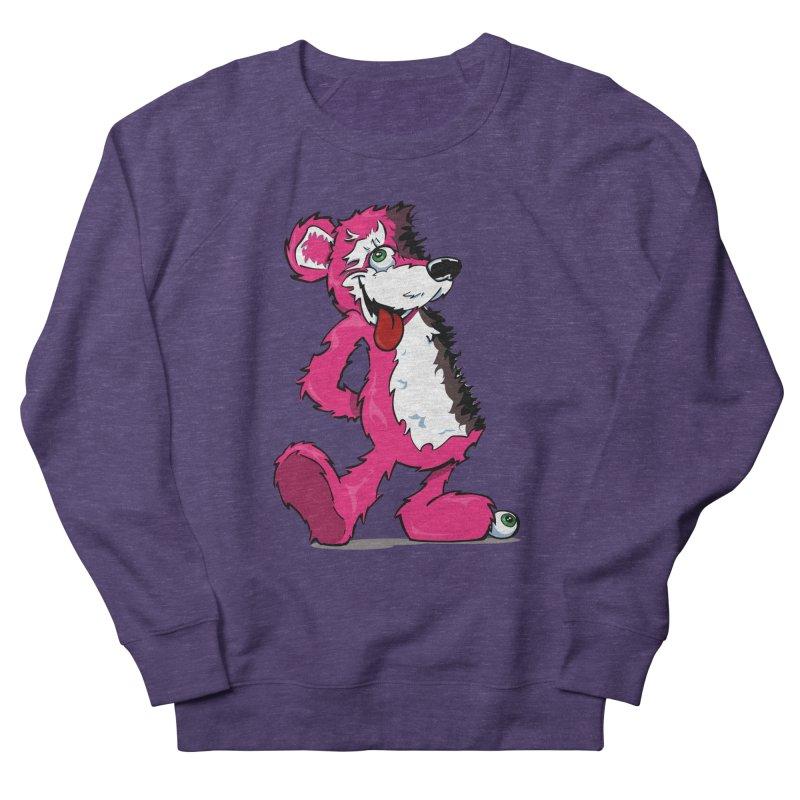 Breaking Bear Women's Sweatshirt by Mike Hampton's T-Shirt Shop