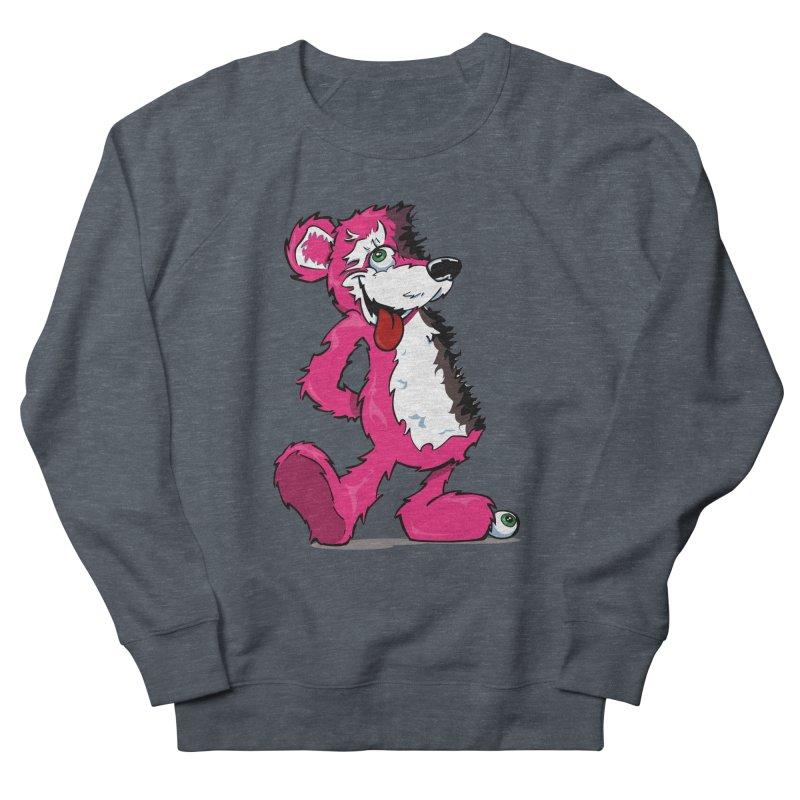 Breaking Bear Men's Sweatshirt by Mike Hampton's T-Shirt Shop